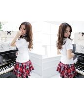 女子高生制服 コスチューム コスプレ ハロウィン 仮装 衣装 4点セット XLサイズ bwn1126-15