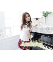 女子高生制服 コスチューム コスプレ ハロウィン 仮装 衣装 3点セット Mサイズ bwn1126-8