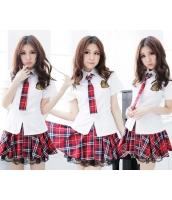 女子高生制服 コスチューム コスプレ ハロウィン 仮装 衣装 3点セット Lサイズ bwn1126-12