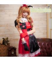 ハロウィン 悪魔 コスチューム コスプレ 仮装 衣装 デビル 5点セット bwn1170-1