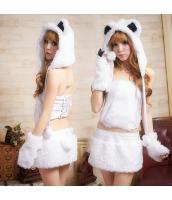 動物 アニマル 着ぐるみ コスチューム コスプレ ハロウィン 仮装 衣装 7点セット bwn1171-1