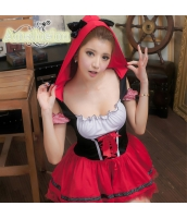 メイド ウェイトレス コスチューム コスプレ ハロウィン 仮装 衣装 3点セット bwn1189-1