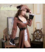 海賊 パイレーツ コスチューム コスプレ ハロウィン 仮装 衣装 7点セット bwn1191-1