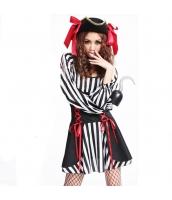 海賊 パイレーツ コスチューム コスプレ ハロウィン 仮装 衣装 2点セット bwn1195-1