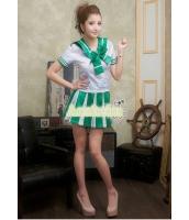 チアガール コスチューム コスプレ ハロウィン 仮装 衣装 2点セット Lサイズ bwn1202-7