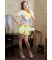 チアガール コスチューム コスプレ ハロウィン 仮装 衣装 2点セット Lサイズ bwn1202-8