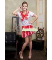 チアガール コスチューム コスプレ ハロウィン 仮装 衣装 2点セット Lサイズ bwn1202-9