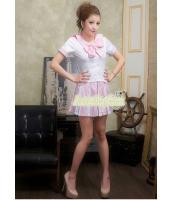 チアガール コスチューム コスプレ ハロウィン 仮装 衣装 2点セット Lサイズ bwn1202-10