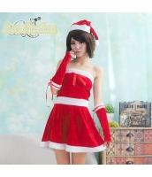 クリスマス レディースサンタクロース コスチューム コスプレ 仮装 衣装 5点セット bwn1204-2