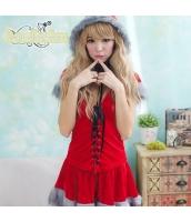 クリスマス レディースサンタクロース コスチューム コスプレ 仮装 衣装 3点セット bwn1205-1