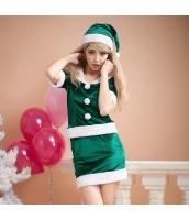 クリスマス レディースサンタクロース コスチューム コスプレ 仮装 衣装 3点セット bwn1211-1