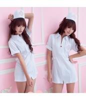 看護婦 ナース 制服 コスチューム コスプレ ハロウィン 仮装 衣装 2点セット bwn1222-2