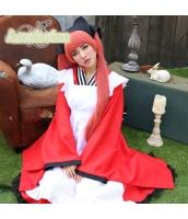 ハロウィン 巫女 コスチューム コスプレ 仮装 衣装 5点セット Sサイズ bwn1228-1