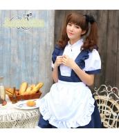 メイド ウェイトレス コスチューム コスプレ ハロウィン 仮装 衣装 3点セット bwn1234-1