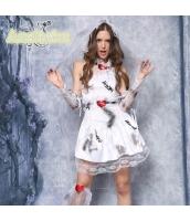ハロウィン 仮装衣装 コスチューム コスプレ バンパイア花嫁 7点セット bwn1240-1