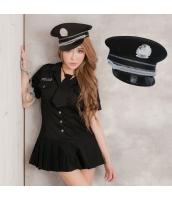 警官 婦警 ポリス 警察 制服 コスチューム コスプレ ハロウィン 仮装 衣装 3点セット Lサイズ bwn1243-8