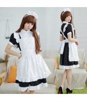 メイド ウェイトレス コスチューム コスプレ ハロウィン 仮装 衣装 3点セット Sサイズ bwn1259-1