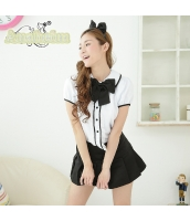 コスチューム コスプレ ハロウィン 仮装 衣装 女子高生制服 セーラー服 4点セット bwn1268-2