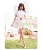 看護婦 ナース 制服 コスチューム コスプレ ハロウィン 仮装 衣装 2点セット Lサイズ bwn1271-4