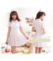 看護婦 ナース 制服 コスチューム コスプレ ハロウィン 仮装 衣装 2点セット XLサイズ bwn1271-6