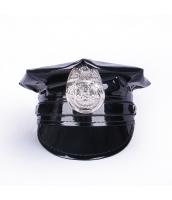 警官 婦警 ポリス 警察 コスプレアイテム・小道具 キャップ 帽子 コスチューム ハロウィン 仮装 衣装 bwn1282-1
