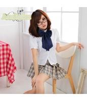 女子高生制服 コスチューム コスプレ ハロウィン 仮装 衣装 3点セット bwn1285-1