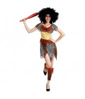 ハロウィン仮装コスチューム インディアン女性 コスプレ 4点セット hw0005-19