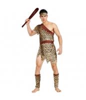 ハロウィン仮装コスチューム インディアン男性 コスプレ 4点セット hw0005-20