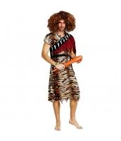 ハロウィン仮装コスチューム インディアン男性 コスプレ 3点セット hw0005-23