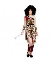ハロウィン仮装コスチューム インディアン女性 コスプレ 4点セット hw0005-25