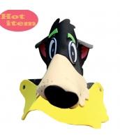 ハロウィン コスプレ 仮装 コスチューム 子供用 帽子 動物 猿 hw0011-16