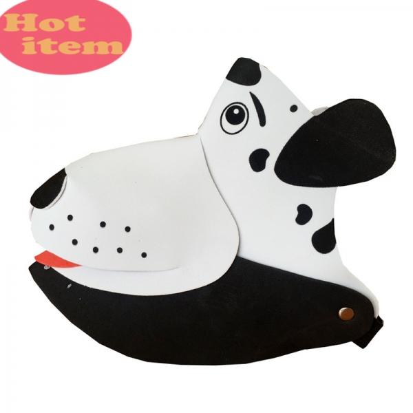 ハロウィン コスプレ 仮装 コスチューム 子供用 帽子 動物 ダルメシアン hw0011-18
