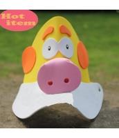 ハロウィン コスプレ 仮装 コスチューム 子供用 帽子 動物 豚 hw0011-19