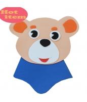 ハロウィン コスプレ 仮装 コスチューム 子供用 帽子 動物 熊 hw0011-23