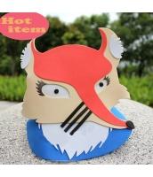 ハロウィン コスプレ 仮装 コスチューム 子供用 帽子 動物 虎 hw0011-6