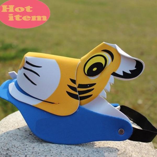 ハロウィン コスプレ 仮装 コスチューム 子供用 帽子 動物 蜂 hw0011-7