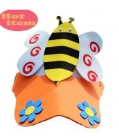 ハロウィン コスプレ 仮装 コスチューム 子供用 帽子 動物 クジャク hw0011-8