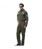 ハロウィン仮装 空軍 パイロット コスプレ ジャンプスーツ hw0036-20