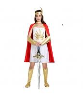 ハロウィン仮装 古代ローマシリーズ コスチューム スパルタカス コスプレ グラディエーター hw0039-10