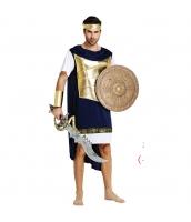 ハロウィン仮装 古代ローマシリーズ 子供 コスチューム 十字軍戦士 コスプレ hw0039-12