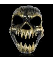ハロウィン仮装 コスプレ小道具 野戦部隊 髑髏マスク hw0057-11
