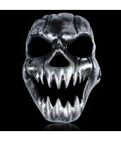 ハロウィン仮装 コスプレ小道具 野戦部隊 髑髏マスク hw0057-12
