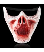 【即納】ハロウィン仮装 シルバー髑髏マスク コスプレ tk-hw0057-2-sv【カラー:画像参照】【サイズ:フリー】