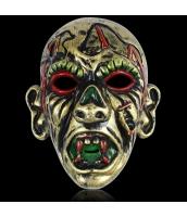 ハロウィン仮装 コスプレ小道具 バンパイアマスク hw0057-23
