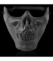 ハロウィン仮装 コスプレ小道具 野戦部隊 髑髏マスク hw0057-3