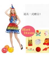 ハロウィン仮装 大道芸人シリーズ ピエロ靴 コスプレ道具 hw0059-13