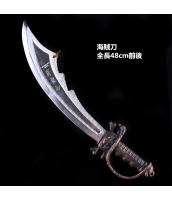 ハロウィン コスプレ小道具 海賊・パイレーツシリーズ 海賊刀 hw0069-1