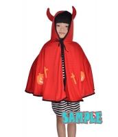 ハロウィン仮装 子供コスチューム2点セット hw0075-1