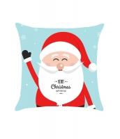 美しい カートン サンタ クリスマス 枕カバー cc0620-3