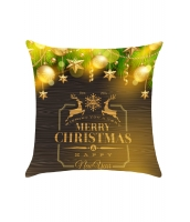 クリスマス エルク 枕カバー cc0632-18